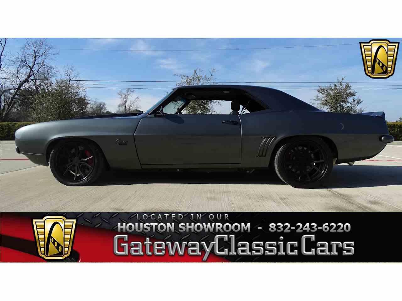 1969 Chevrolet Camaro for Sale | ClassicCars.com | CC-1064788