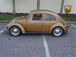 Picture of Classic 1967 Volkswagen Beetle located in Ruskin Florida Offered by Gateway Classic Cars - Tampa - MTLL