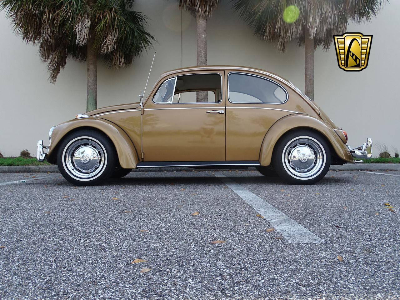 Large Picture of Classic 1967 Beetle located in Ruskin Florida Offered by Gateway Classic Cars - Tampa - MTLL