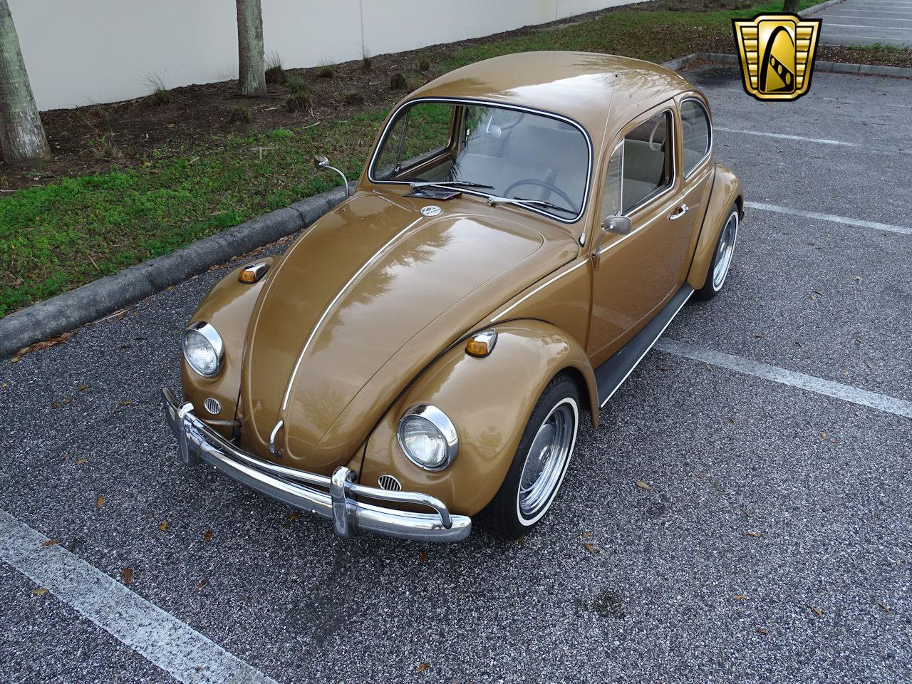 Large Picture of Classic 1967 Beetle located in Florida - MTLL