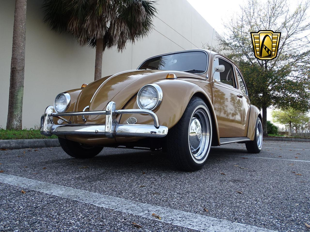 Large Picture of Classic 1967 Volkswagen Beetle located in Ruskin Florida Offered by Gateway Classic Cars - Tampa - MTLL