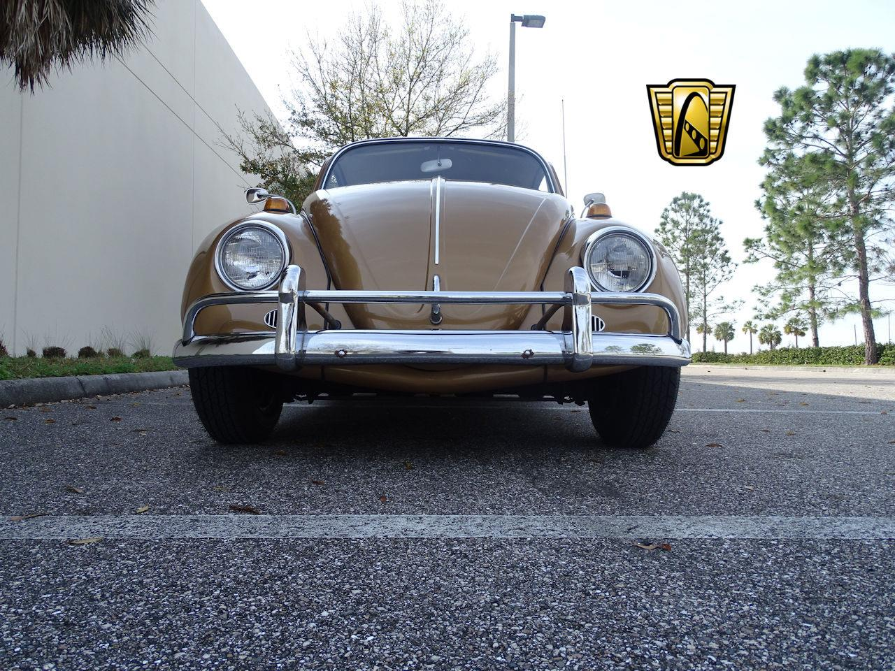 Large Picture of Classic 1967 Volkswagen Beetle located in Ruskin Florida - $18,995.00 Offered by Gateway Classic Cars - Tampa - MTLL