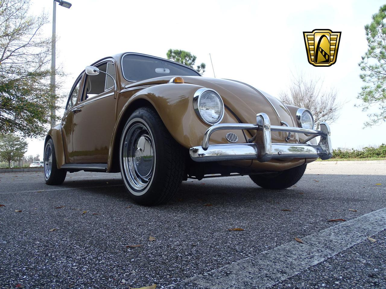Large Picture of Classic 1967 Volkswagen Beetle located in Florida Offered by Gateway Classic Cars - Tampa - MTLL