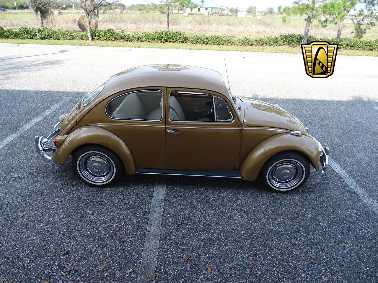 Large Picture of Classic 1967 Volkswagen Beetle - $18,995.00 Offered by Gateway Classic Cars - Tampa - MTLL