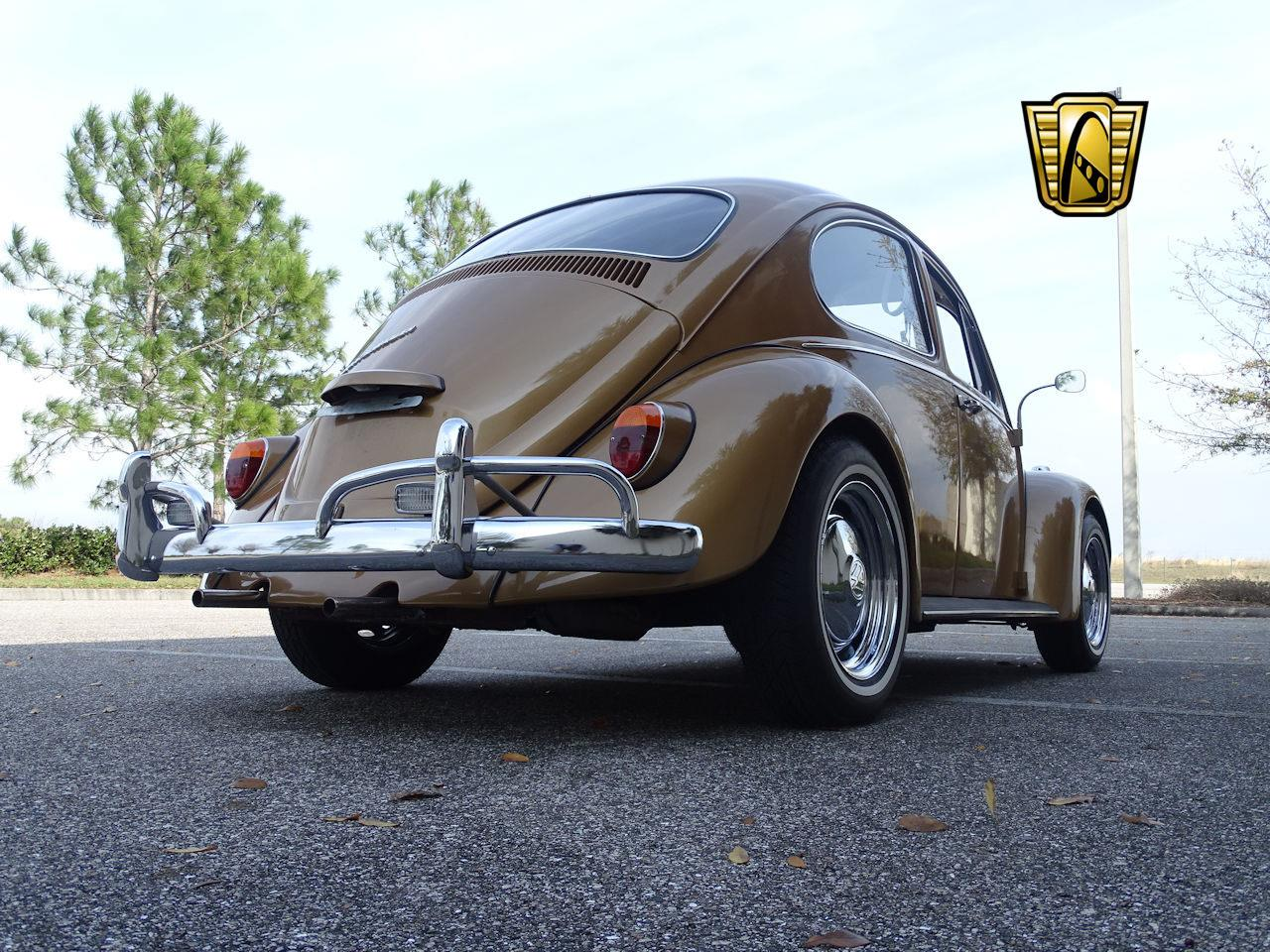Large Picture of 1967 Volkswagen Beetle located in Ruskin Florida - MTLL