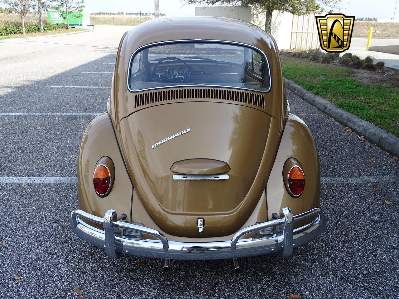 Large Picture of Classic '67 Volkswagen Beetle - $18,995.00 Offered by Gateway Classic Cars - Tampa - MTLL