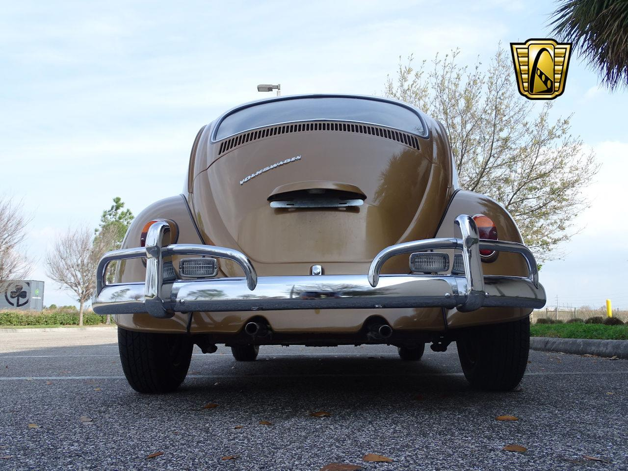 Large Picture of '67 Volkswagen Beetle Offered by Gateway Classic Cars - Tampa - MTLL