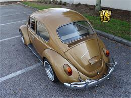 Picture of Classic '67 Volkswagen Beetle Offered by Gateway Classic Cars - Tampa - MTLL