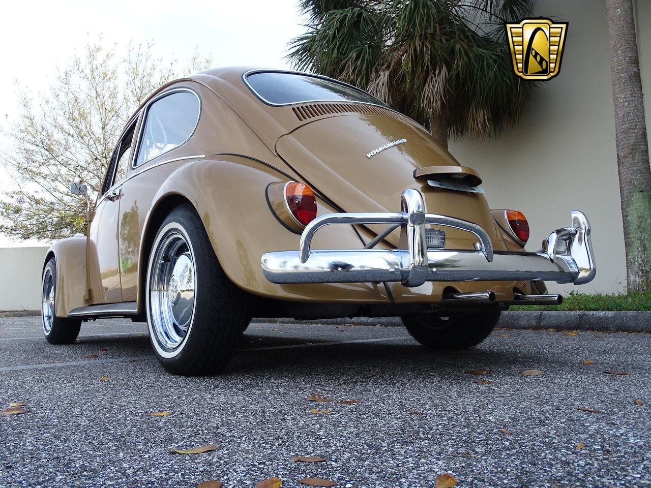Large Picture of Classic 1967 Volkswagen Beetle Offered by Gateway Classic Cars - Tampa - MTLL