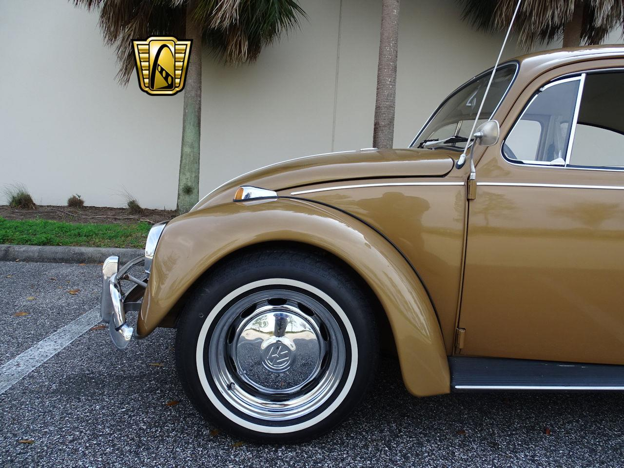 Large Picture of Classic '67 Beetle located in Ruskin Florida Offered by Gateway Classic Cars - Tampa - MTLL