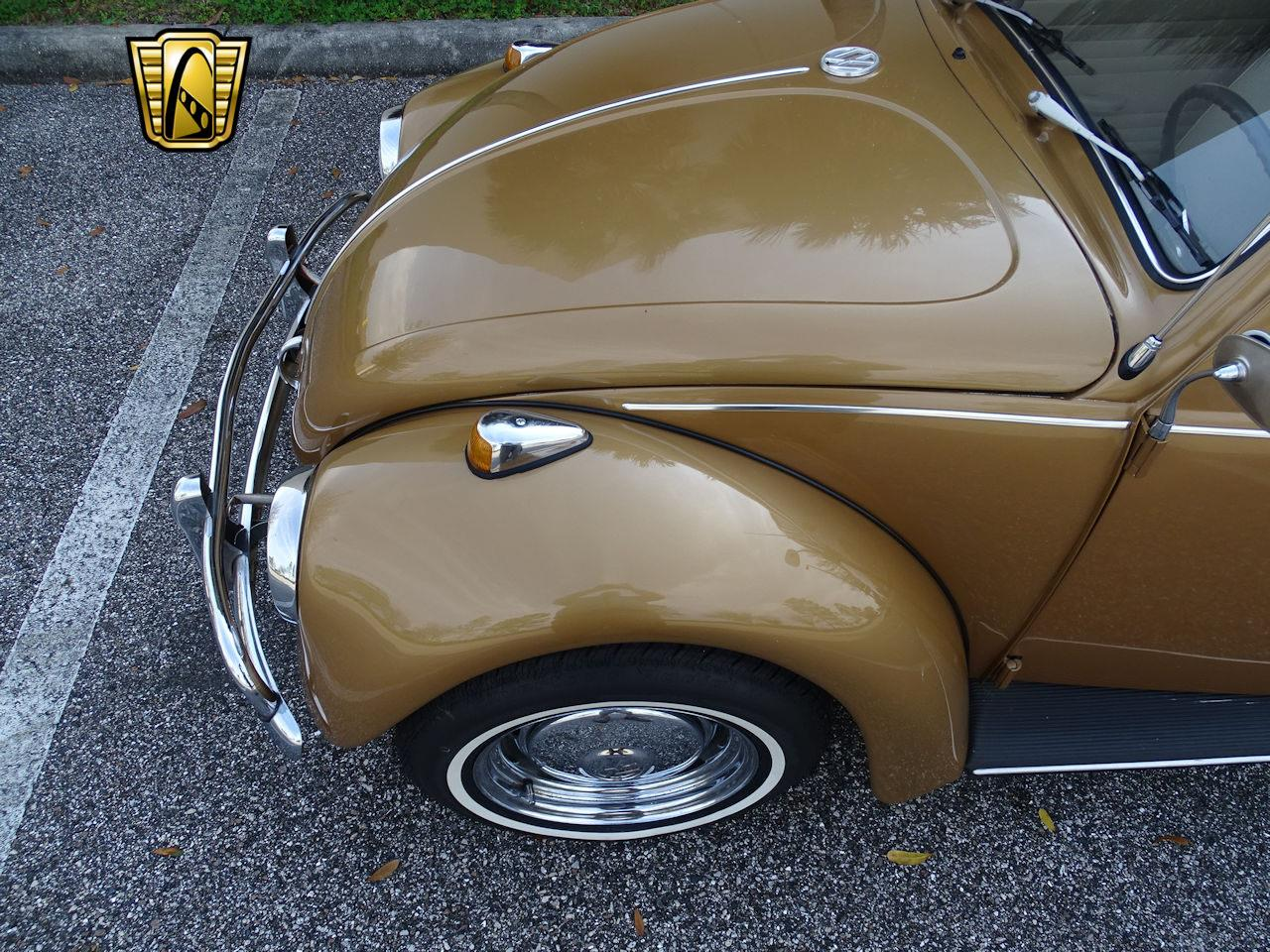 Large Picture of Classic '67 Volkswagen Beetle located in Florida Offered by Gateway Classic Cars - Tampa - MTLL