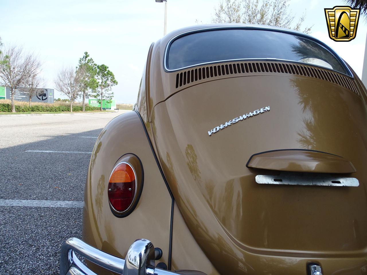 Large Picture of '67 Volkswagen Beetle located in Ruskin Florida Offered by Gateway Classic Cars - Tampa - MTLL