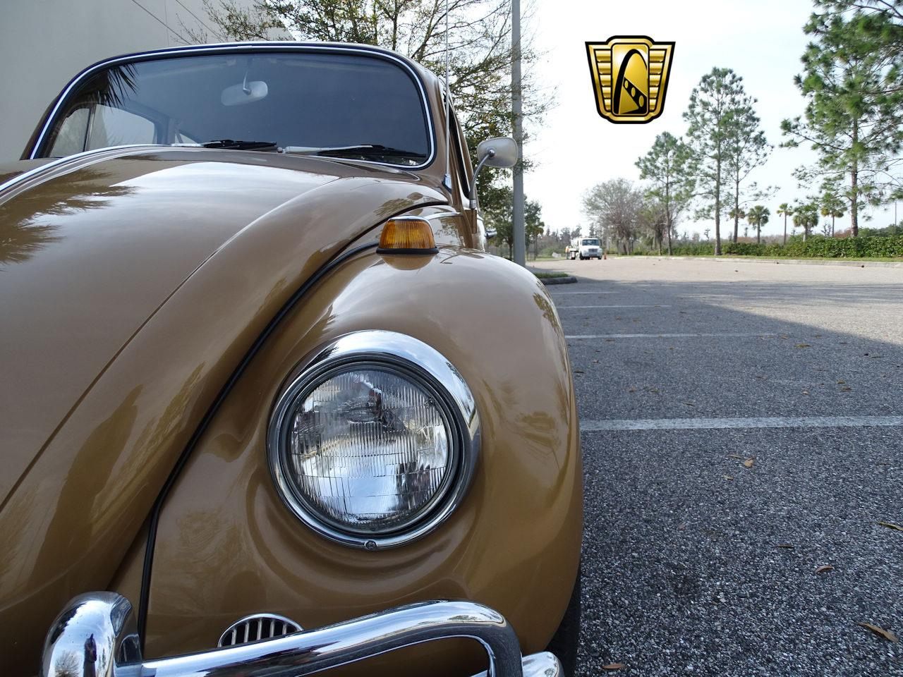 Large Picture of Classic '67 Volkswagen Beetle located in Ruskin Florida - MTLL