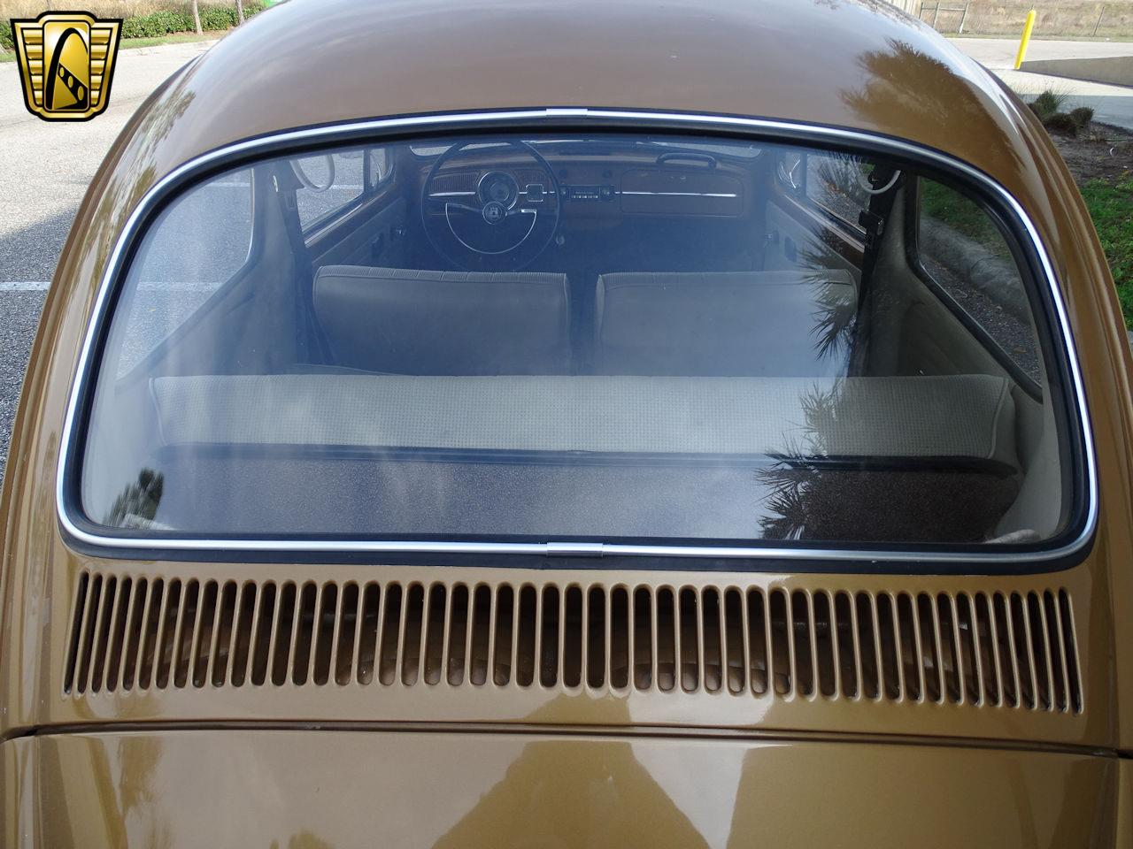 Large Picture of Classic '67 Beetle located in Ruskin Florida - $18,995.00 Offered by Gateway Classic Cars - Tampa - MTLL