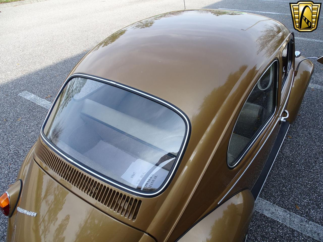 Large Picture of Classic '67 Volkswagen Beetle - $18,995.00 - MTLL