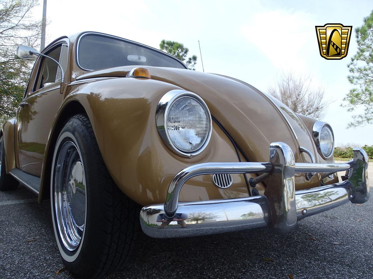 Large Picture of Classic 1967 Volkswagen Beetle located in Florida - $18,995.00 - MTLL