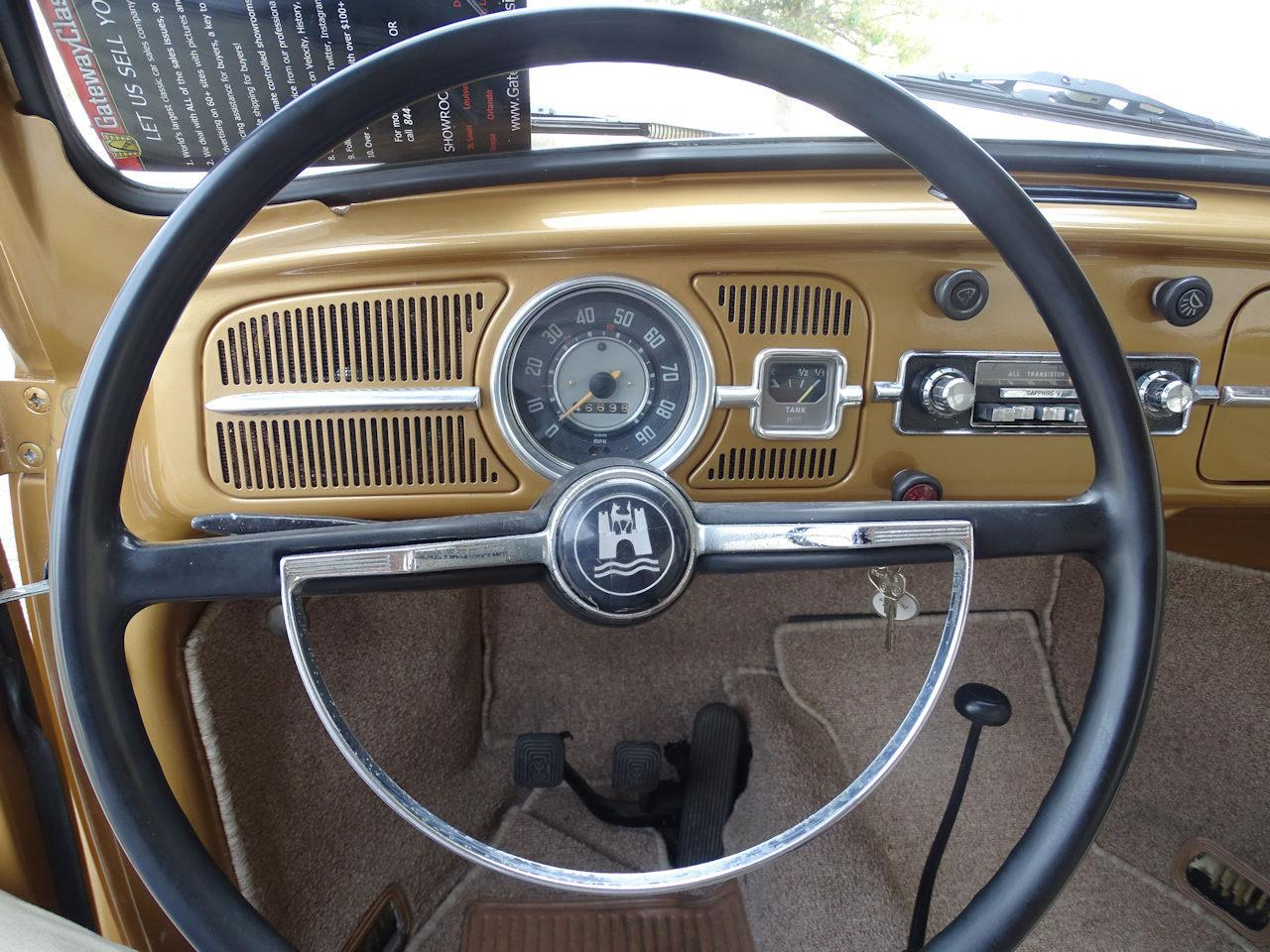 Large Picture of 1967 Beetle - $18,995.00 Offered by Gateway Classic Cars - Tampa - MTLL