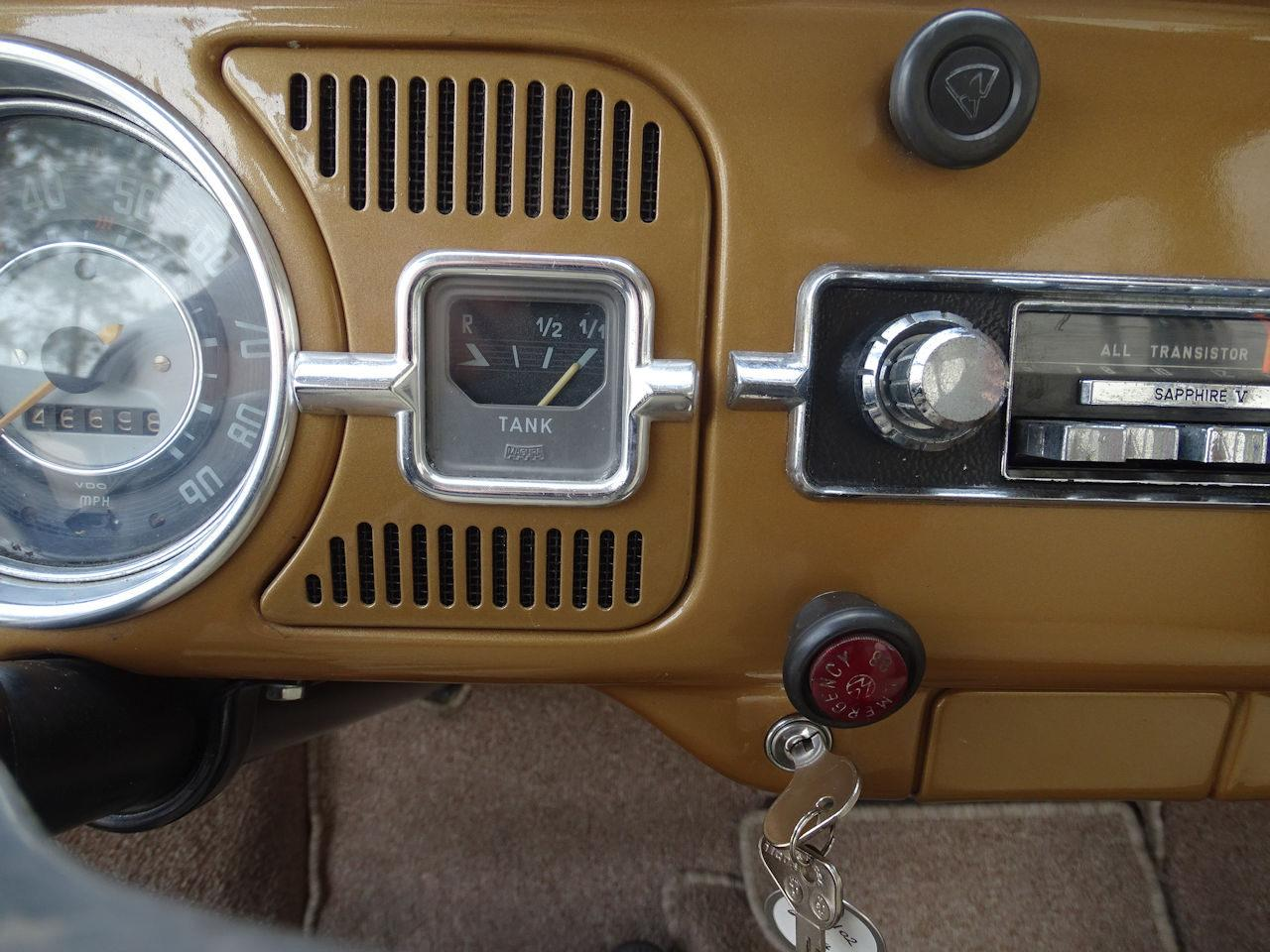 Large Picture of Classic '67 Volkswagen Beetle located in Florida - $18,995.00 Offered by Gateway Classic Cars - Tampa - MTLL