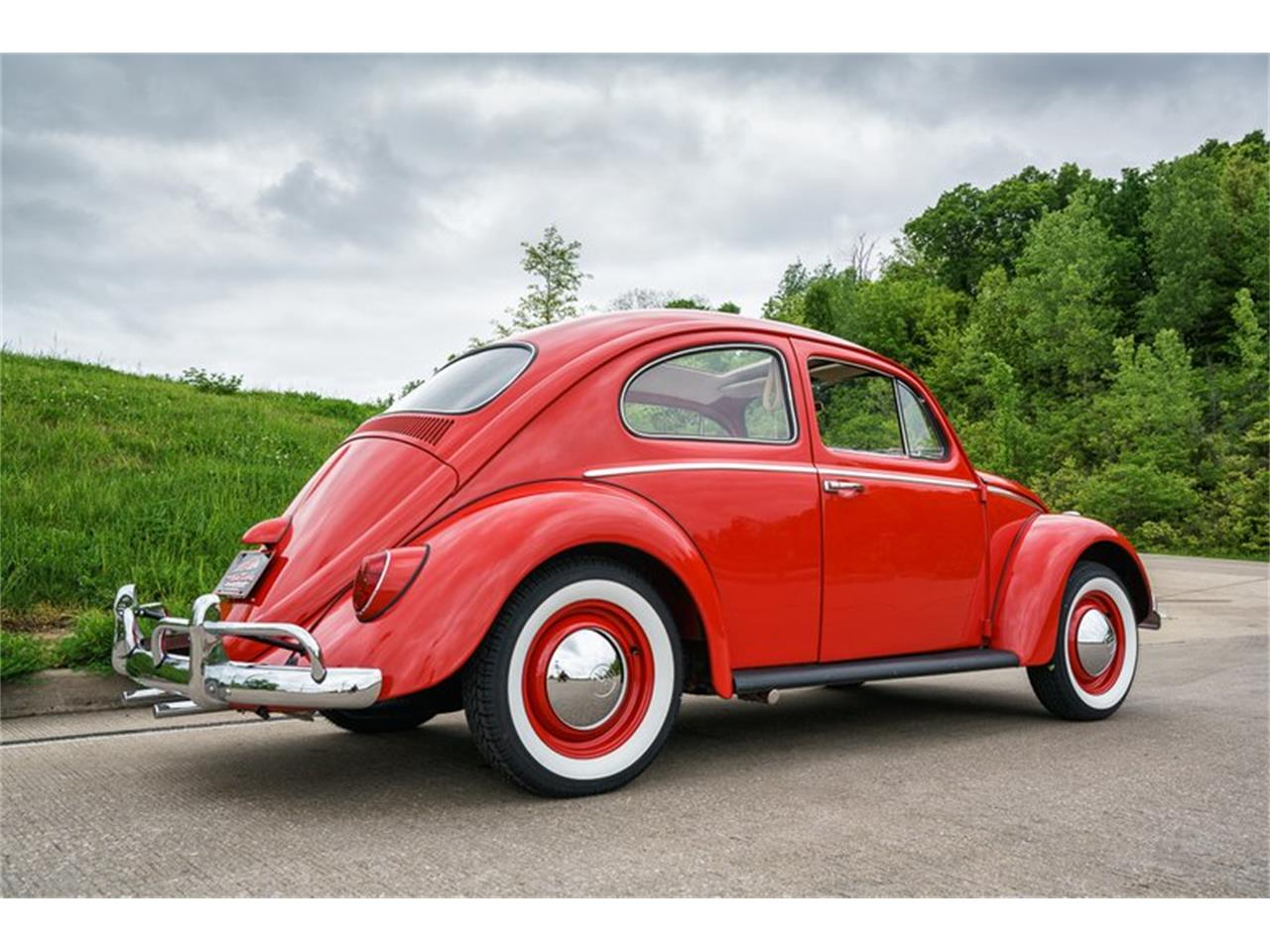 Large Picture of Classic 1964 Volkswagen Beetle located in Missouri - MTLO
