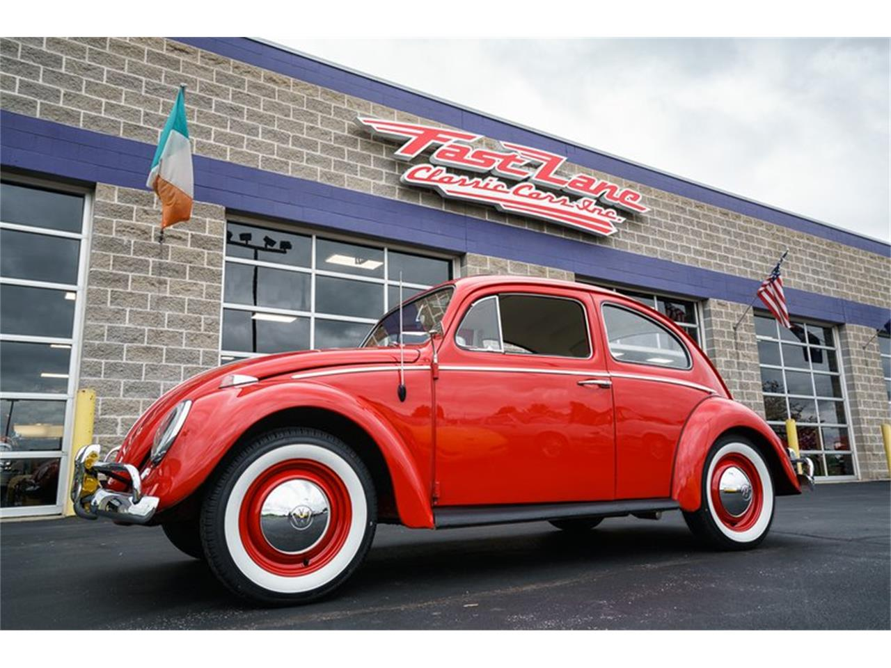Large Picture of 1964 Beetle located in St. Charles Missouri Offered by Fast Lane Classic Cars Inc. - MTLO