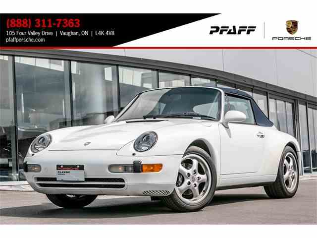 Picture of 1995 911 Carrera Offered by  - MQ9U