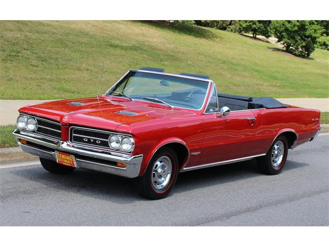 Picture of '64 GTO - MTMC