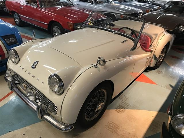 Picture of '62 TR3A - MTMG