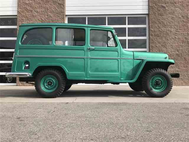Picture of '60 Wagoneer located in Henderson Nevada Offered by  - MTMK