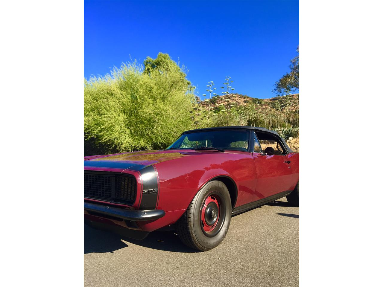 Large Picture of 1967 Chevrolet Camaro RS/SS - $43,900.00 - MQ9W