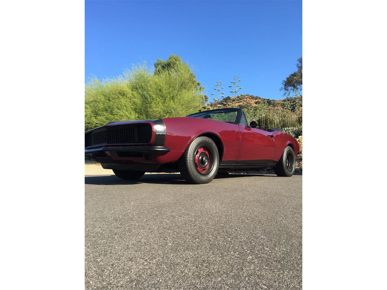 Large Picture of Classic 1967 Camaro RS/SS located in Riverside County  California Offered by a Private Seller - MQ9W