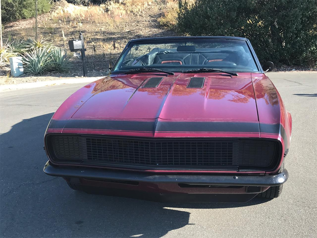 Large Picture of Classic '67 Camaro RS/SS located in Riverside County  California - $43,900.00 Offered by a Private Seller - MQ9W