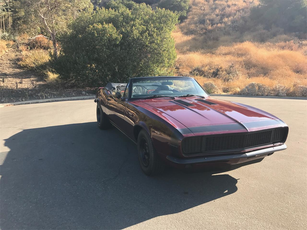 Large Picture of '67 Camaro RS/SS located in California - $43,900.00 Offered by a Private Seller - MQ9W