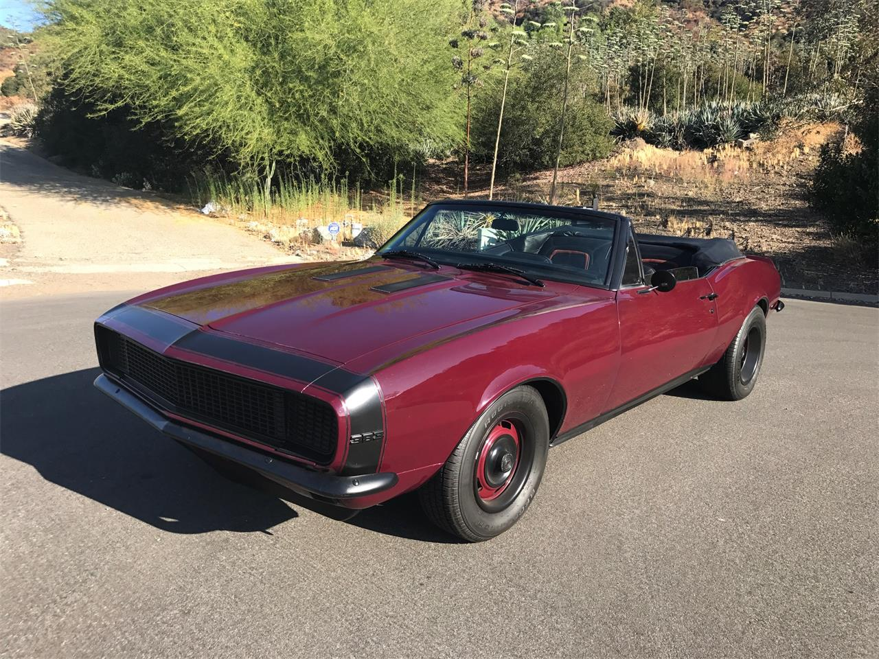 Large Picture of Classic '67 Chevrolet Camaro RS/SS located in Riverside County  California - $43,900.00 - MQ9W