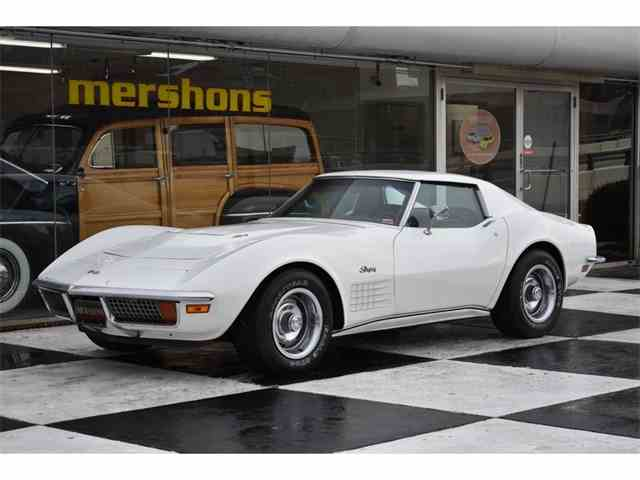 Picture of '72 Corvette - MTND