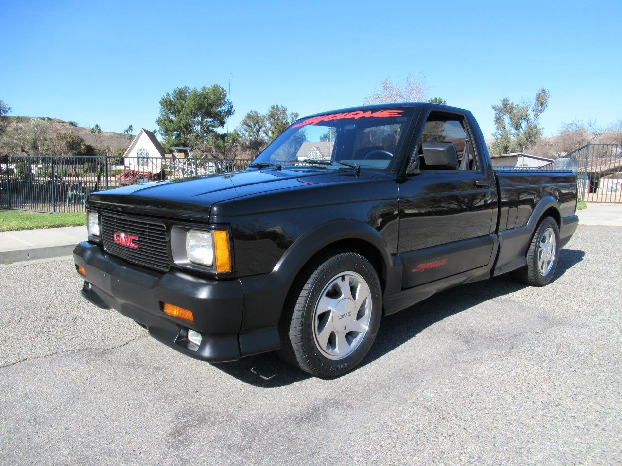 For Sale: 1991 GMC Syclone in Simi Valley, California