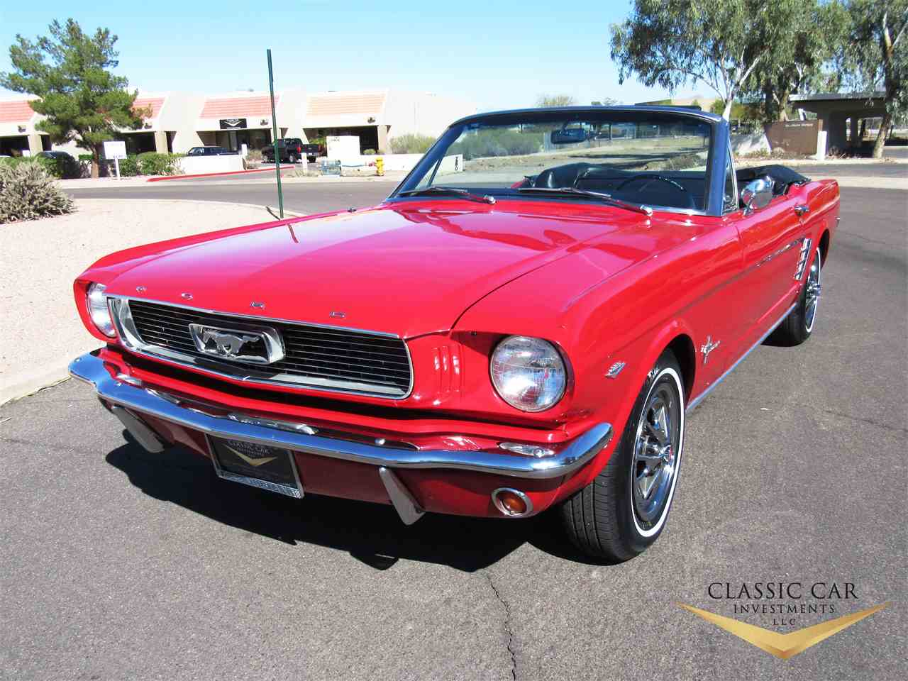 Large Picture of '66 Mustang - $29,500.00 - MTOM