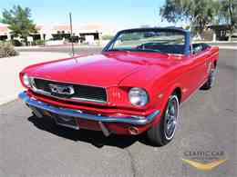 Picture of Classic '66 Ford Mustang located in Arizona - $29,500.00 Offered by Classic Car Investments LLC - MTOM