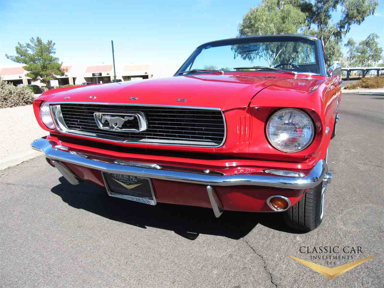 Large Picture of Classic 1966 Ford Mustang - $29,500.00 - MTOM