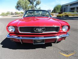 Picture of Classic '66 Ford Mustang located in scottsdale Arizona Offered by Classic Car Investments LLC - MTOM