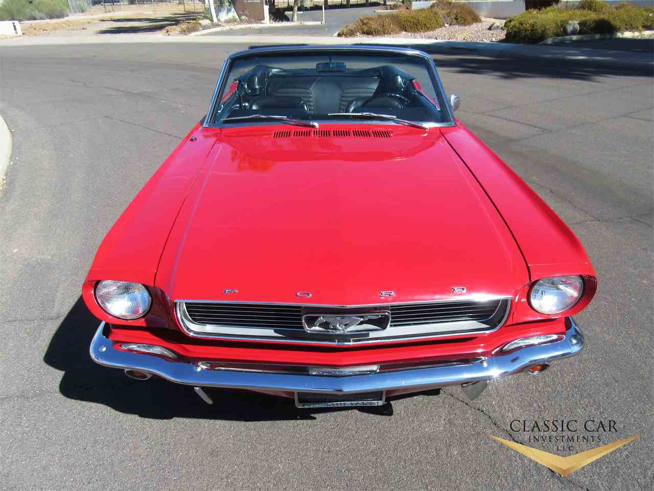 Large Picture of '66 Ford Mustang - $29,500.00 Offered by Classic Car Investments LLC - MTOM
