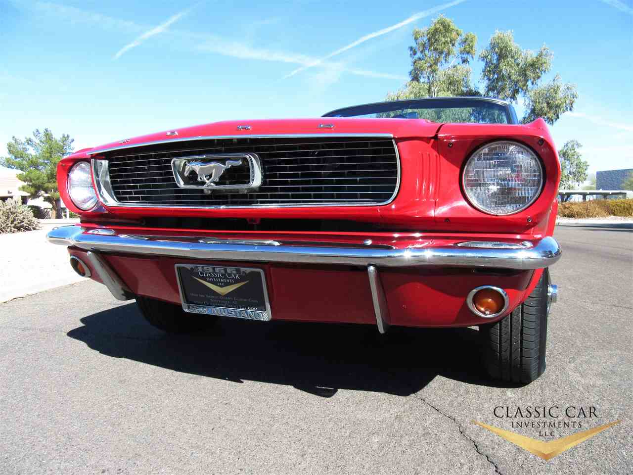 Large Picture of Classic 1966 Ford Mustang - $29,500.00 Offered by Classic Car Investments LLC - MTOM