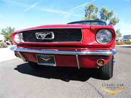 Picture of Classic '66 Ford Mustang located in scottsdale Arizona - $29,500.00 - MTOM