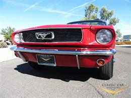 Picture of Classic 1966 Ford Mustang located in scottsdale Arizona - $29,500.00 - MTOM