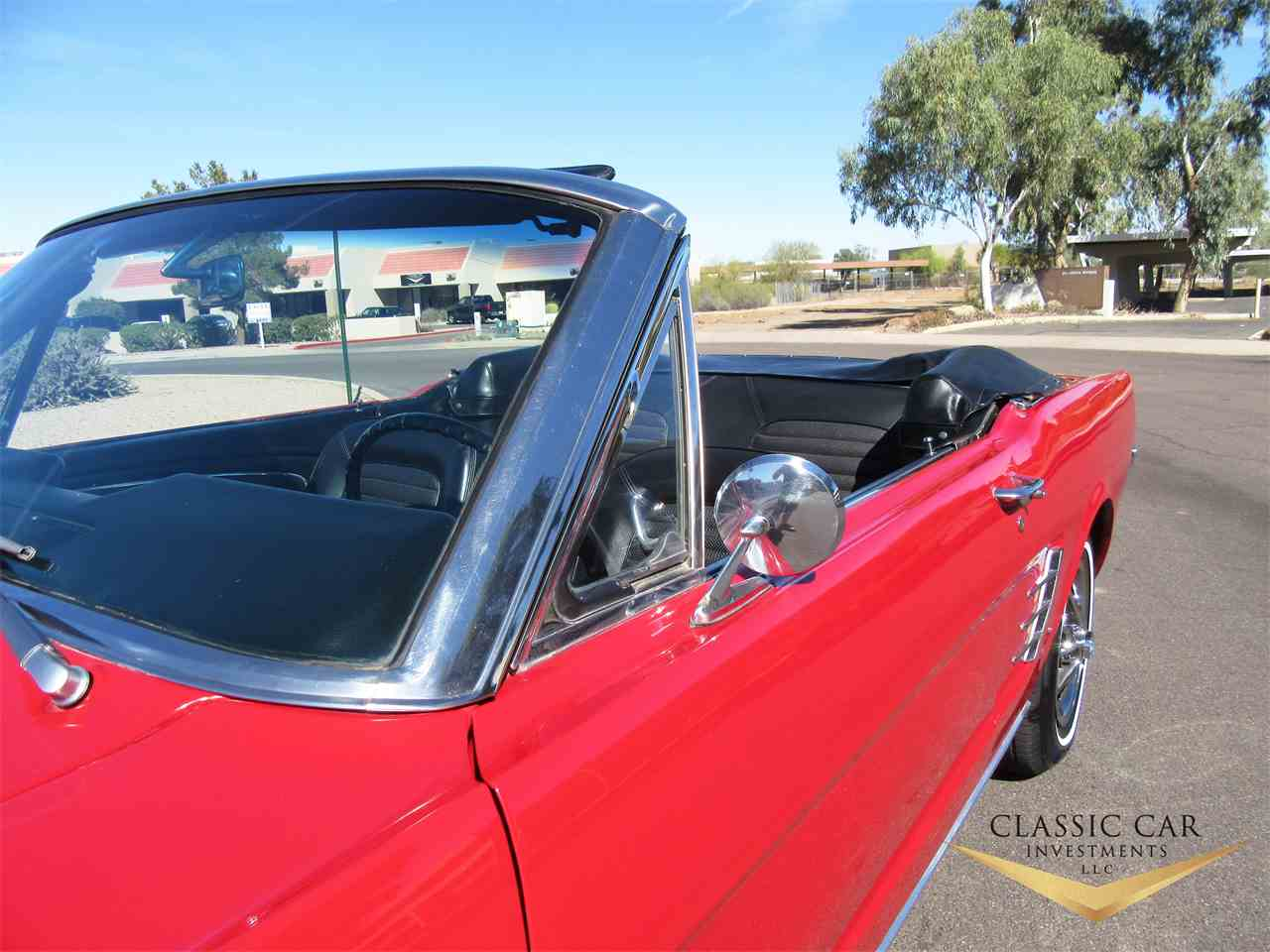 Large Picture of 1966 Mustang located in scottsdale Arizona Offered by Classic Car Investments LLC - MTOM