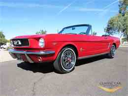 Picture of Classic 1966 Ford Mustang Offered by Classic Car Investments LLC - MTOM