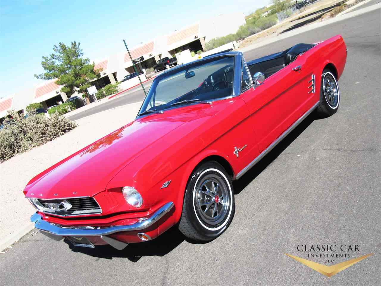 Large Picture of Classic 1966 Ford Mustang located in Arizona - $29,500.00 - MTOM