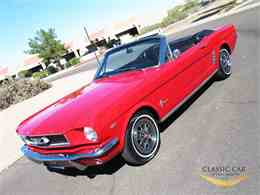 Picture of '66 Ford Mustang located in Arizona - MTOM