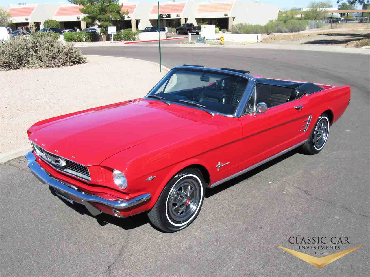 Large Picture of Classic 1966 Ford Mustang - MTOM