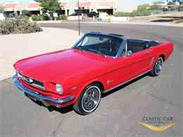 Picture of Classic '66 Ford Mustang located in Arizona - MTOM