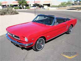 Picture of 1966 Ford Mustang Offered by Classic Car Investments LLC - MTOM